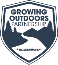 Growing Outdoors Partnership Logo
